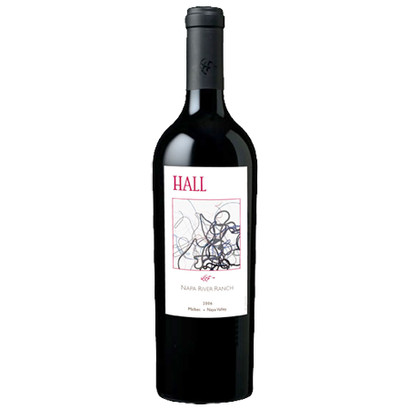 2006 HALL Napa Valley Malbec